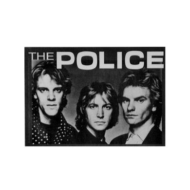 The Police Band Photo Sticker