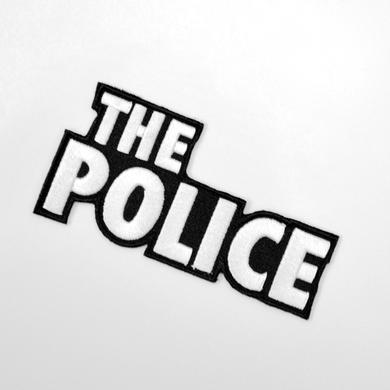 The Police Logo Patch