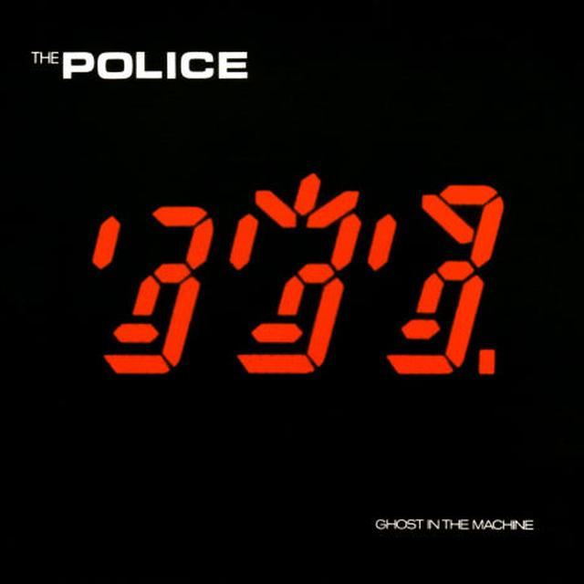 The Police Ghost In The Machine