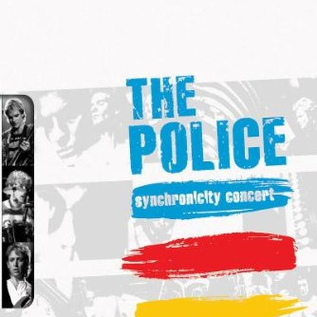 The Police Synchronicity Concert DVD