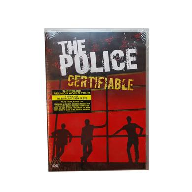 The Police Certifiable: Live in Buenos Aires 1 DVD & 1 CD