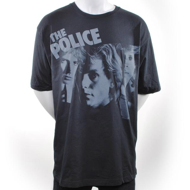 The Police Faces T-Shirt