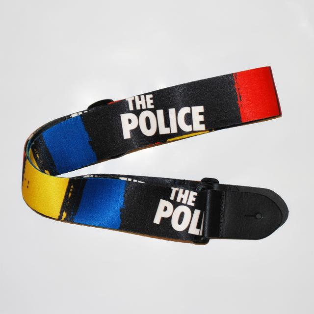 The Police Synchronicity Guitar Strap