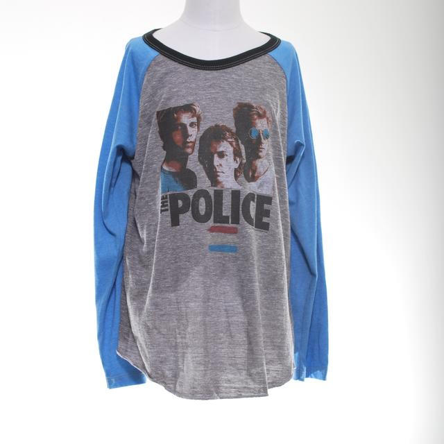 The Police Synchronicity Long Sleeve Children's Raglan