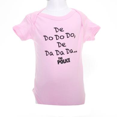 The Police De Do Do Do Onesie (Pink)