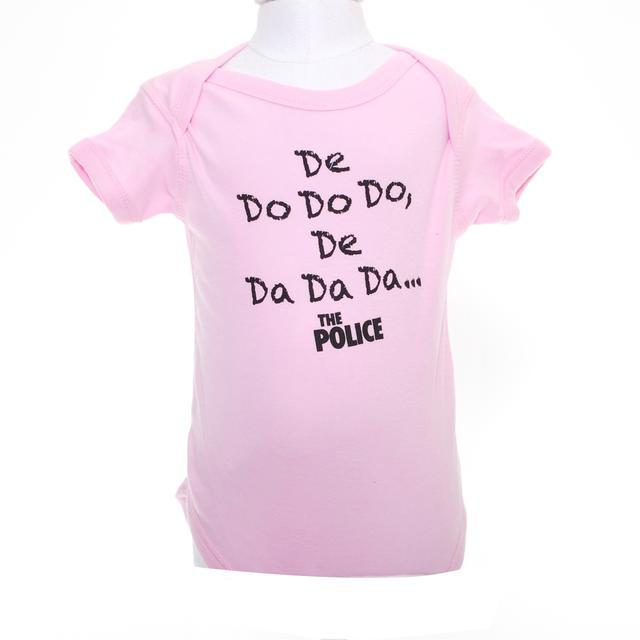 The Police De Do Do Do Onesie (Pink)