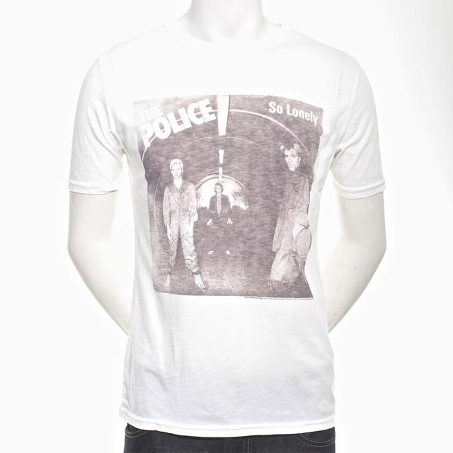 "The Police So Lonely 7"" Single T-Shirt"