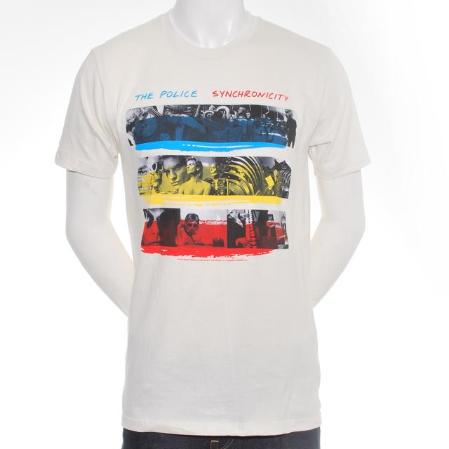 The Police Synchronicity Cover T-Shirt