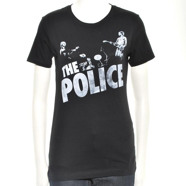 The Police Women's Next To You Live T-Shirt