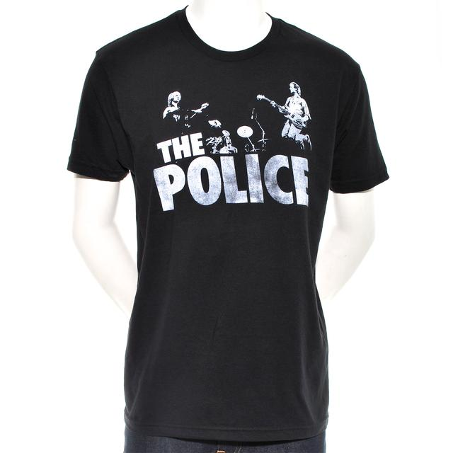 The Police Men's Next To You Live T-Shirt
