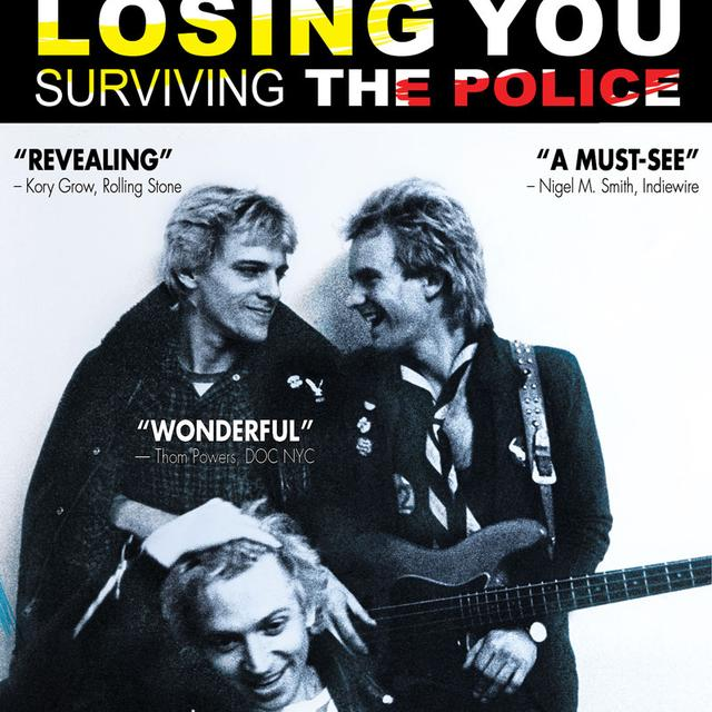 The Police Can't Stand Losing You DVD