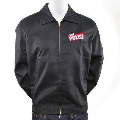 The Police Logo Jacket