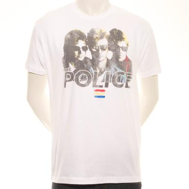 The Police Men's Synchronicity '83 Tour T-Shirt