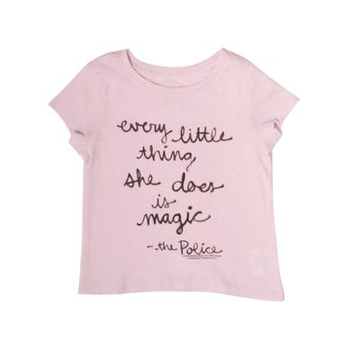 The Police Girl's Every Little Thing T-Shirt (2T)