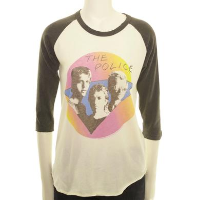 The Police Women's Sunset Silhouette Raglan