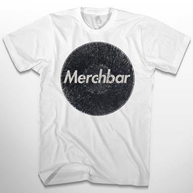 Merchbar Abstract Vinyl Tee