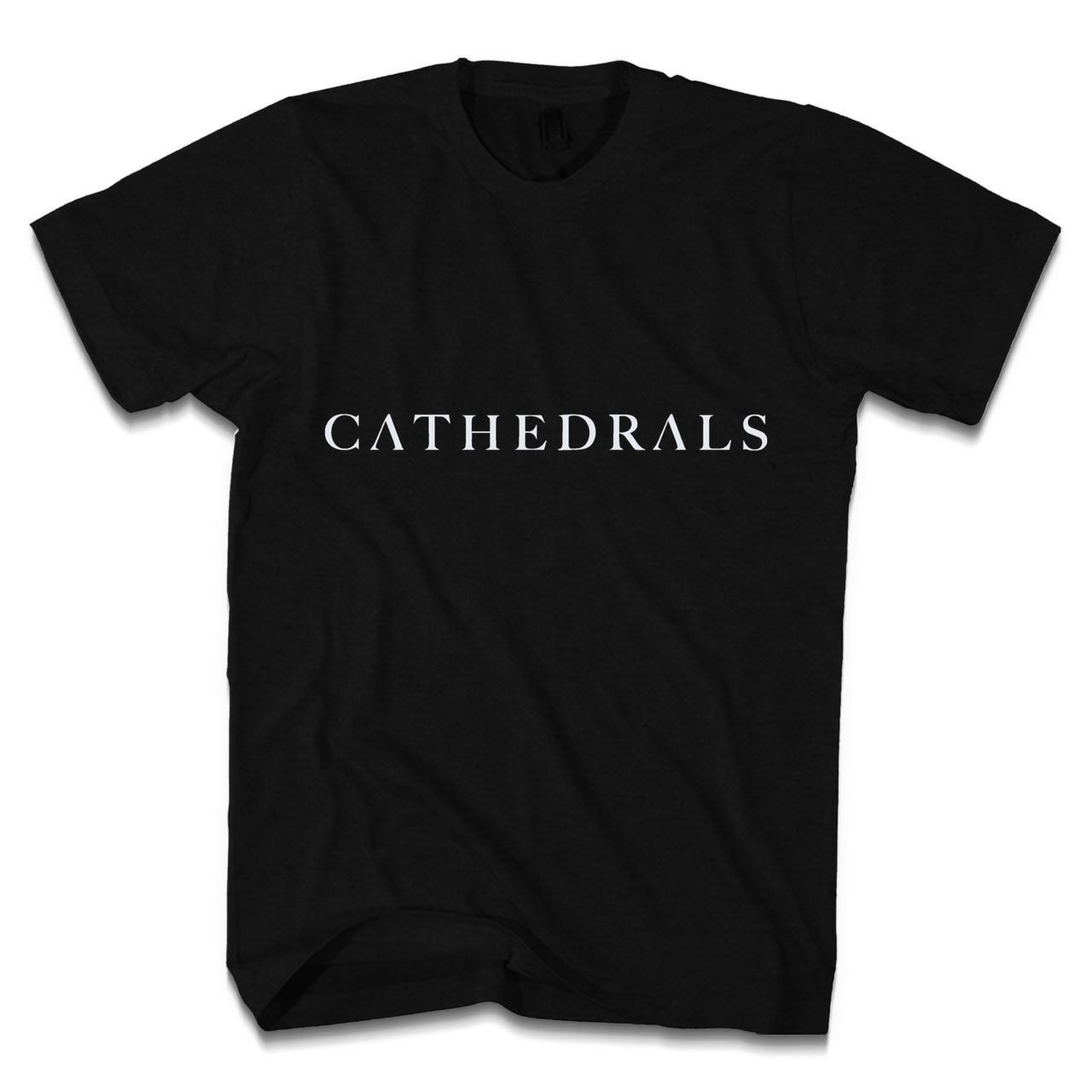 Cathedrals Logo Tee