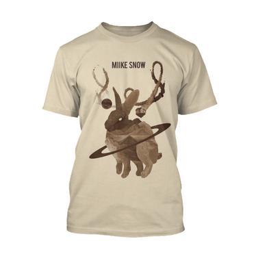 Miike Snow Schultz Rabbit Unisex Shirt