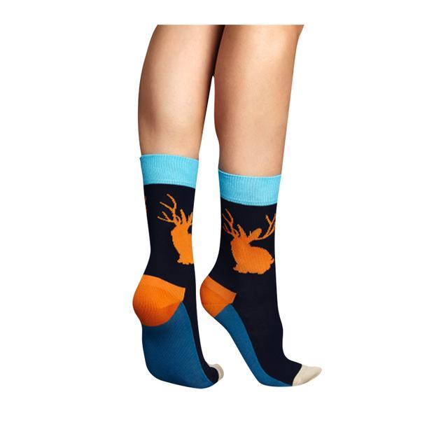 Miike Snow Colored Socks - Women's