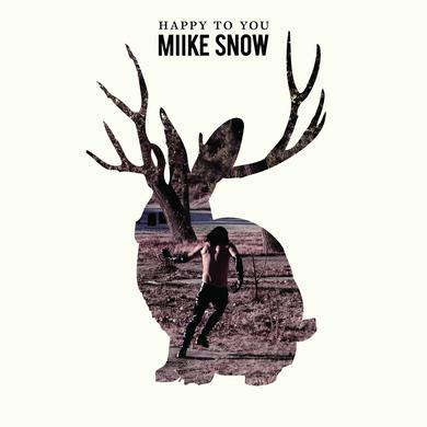 Miike Snow Happy To You Vinyl
