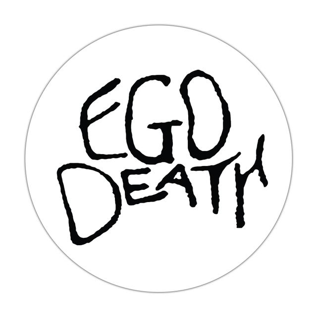 The Internet Ego Death Sticker