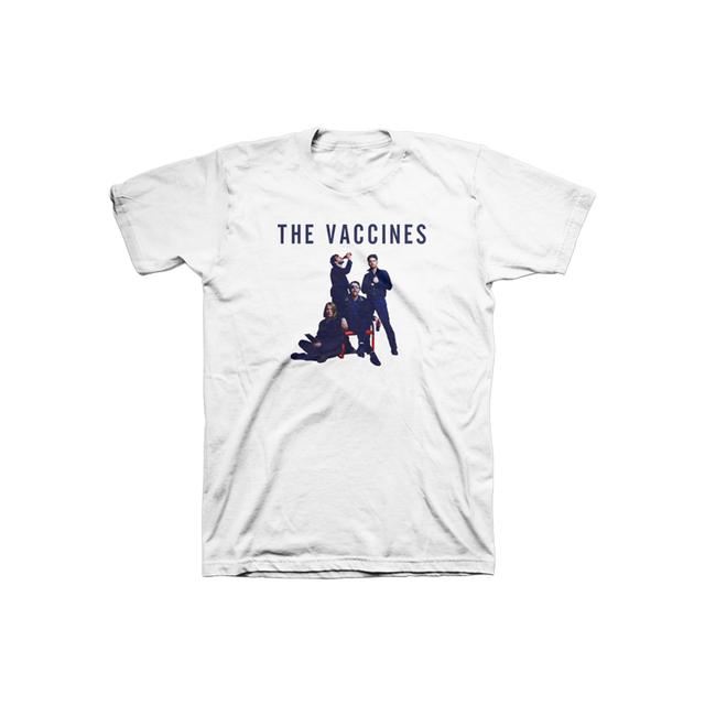 The Vaccines Album Cover Unisex Tee