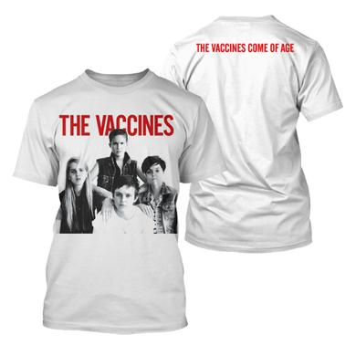 The Vaccines Come of Age Unisex Tee