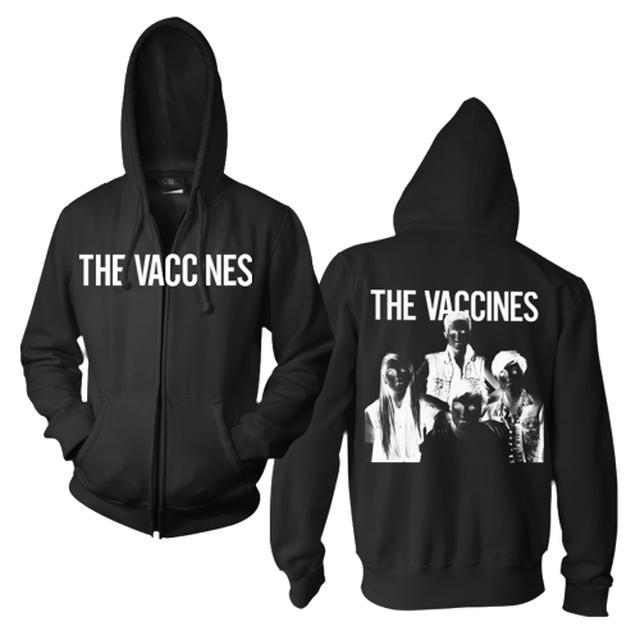 The Vaccines Negative Hoodie