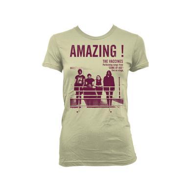 The Vaccines Amazing Girls T-Shirt