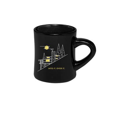Into It Over It Diner Mug