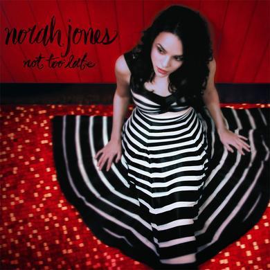 Norah Jones Not Too Late CD