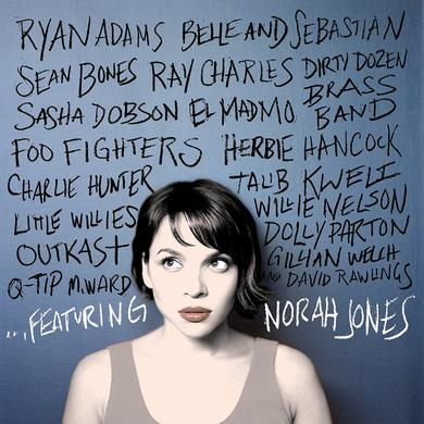 Norah Jones ...Featuring Vinyl