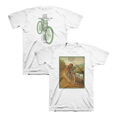 R.E.M. Monkey on a Bike Throwback Tee