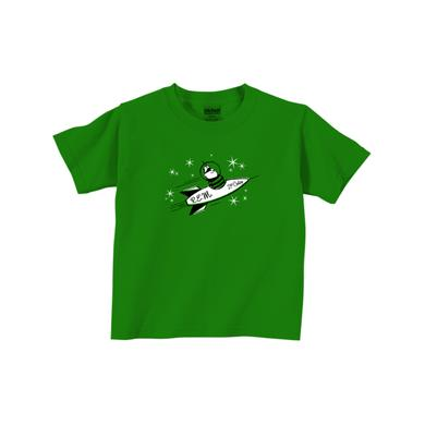 R.E.M. Rocket Throwback Toddler Tee