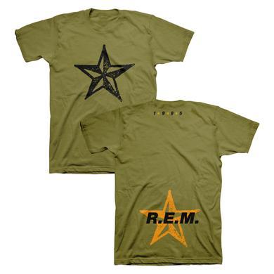R.E.M. Star Throwback Tee