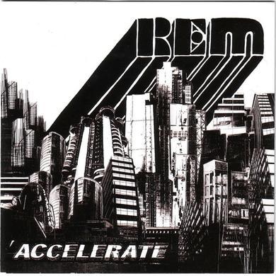 R.E.M. Accelerate Vinyl