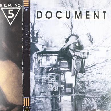 R.E.M. Document Vinyl