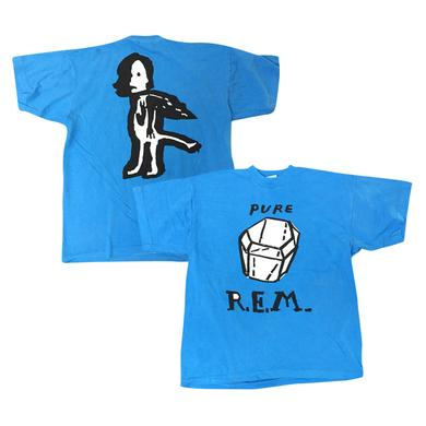 Blue Pure R.E.M. Originals Tee