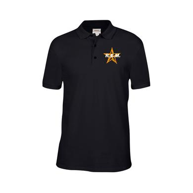 R.E.M. Star Throwback Polo