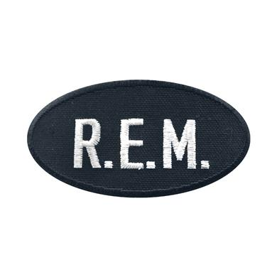 R.E.M. Logo Patch