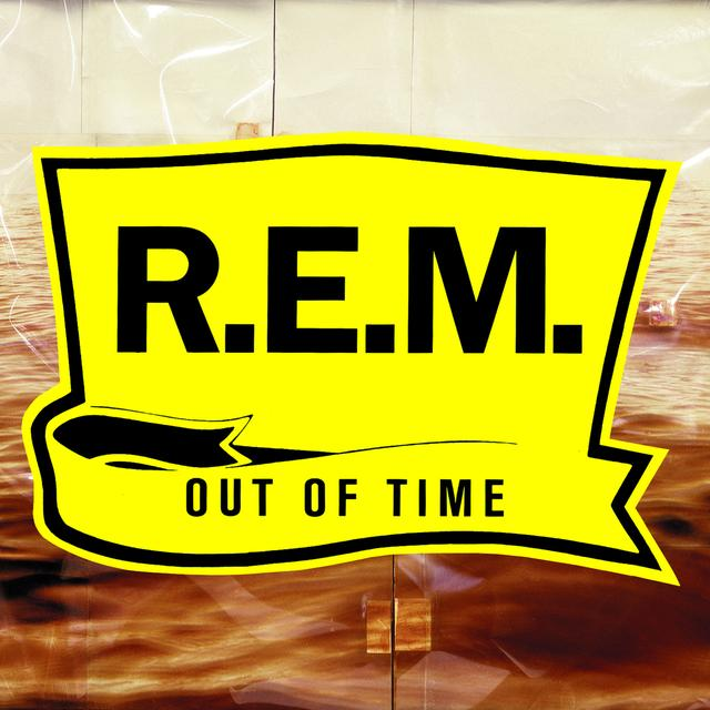 R.E.M Out of Time 25th Anniversay - Standard Vinyl Bundle - OLD