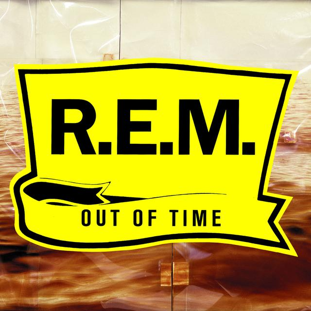R.E.M Out of Time 25th Anniversary - Standard Vinyl + Tee