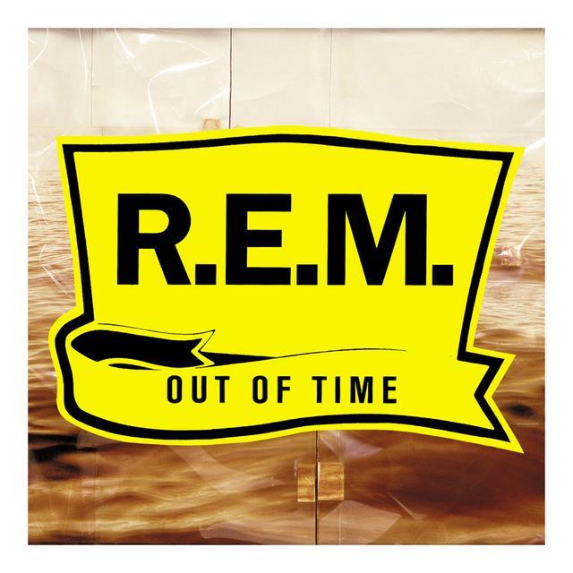 R.E.M Out of Time 25th Anniversary - 3 LP Boxset Collectors Edition