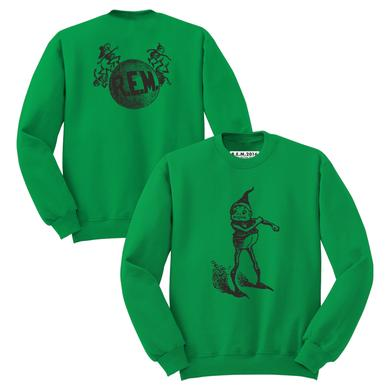 R.E.M. 'Elf' Sweatshirt (Irish Green)