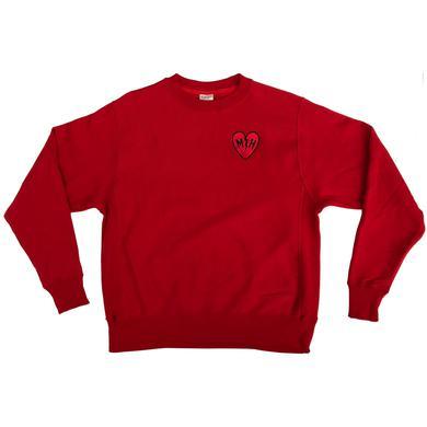 Mayer Hawthorne Crewneck Logo Sweatshirt