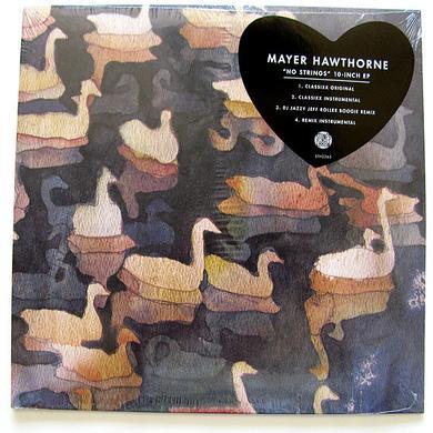 "Mayer Hawthorne No Strings 10"" EP (Vinyl)"