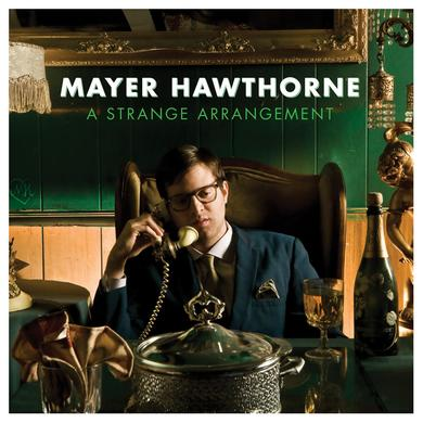 Mayer Hawthorne A Strange Arrangement LP (Vinyl)