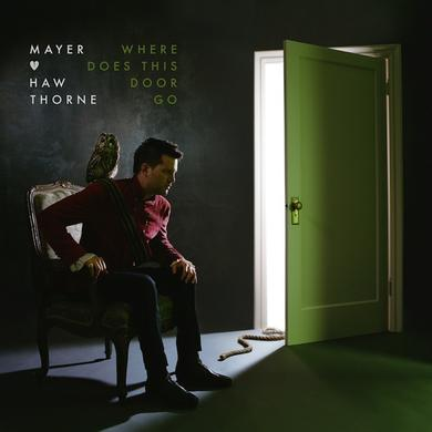 Mayer Hawthorne Where Does This Door Go Deluxe CD