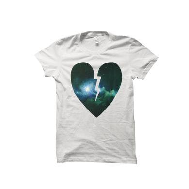 Mayer Hawthorne Universal Heart Girls Tee