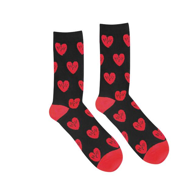 Mayer Hawthorne Heart Socks